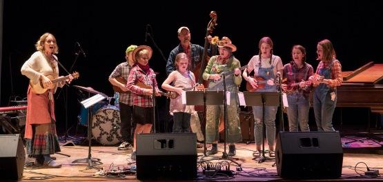 The LAC Ukulele Orchestra