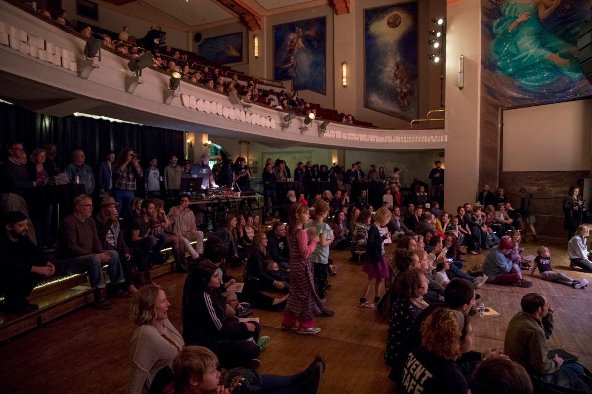 Celebrating Community with Lawrence Songbook Showcase